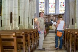 Visite Abbatiale Saint Michel de Nantua