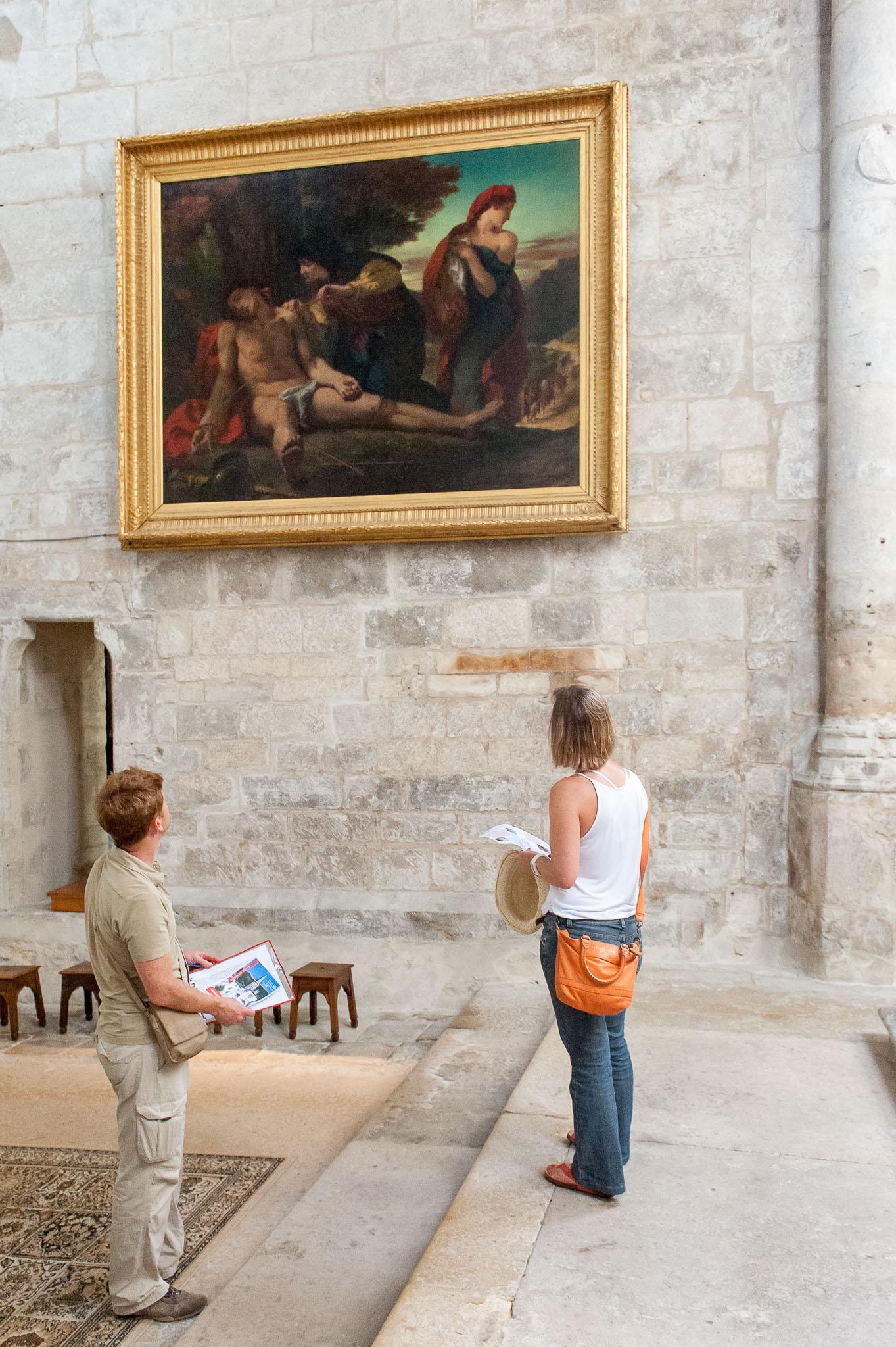 L 39 abbatiale saint michel nantua haut bugey tourisme - St michel de maurienne office du tourisme ...