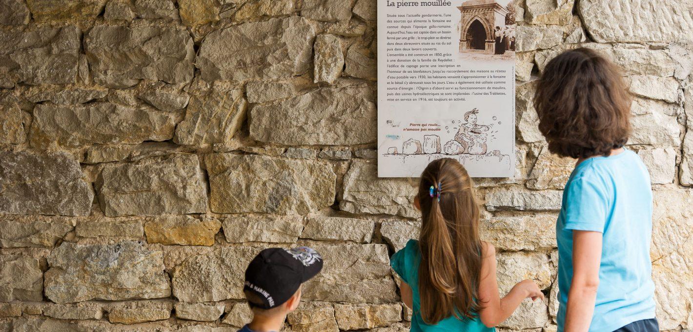 Visite Musée Archéologique d'Izernore