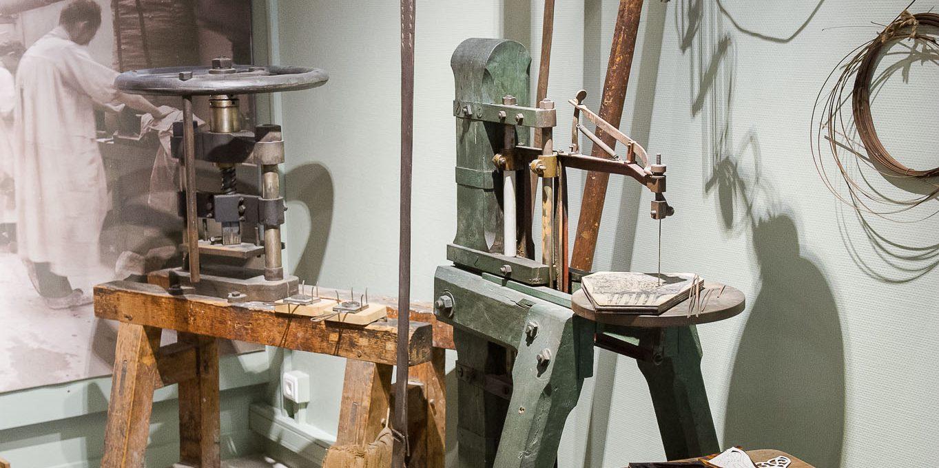 Musée du Peigne et de la Plasturgie à Oyonnax