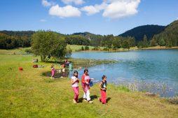 Balade lac Genin
