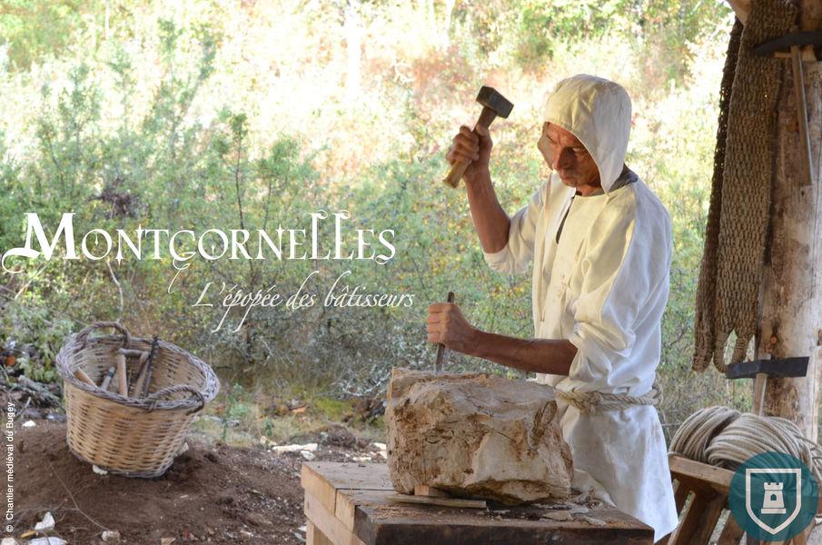montcornelles Cité médiévale à Aranc