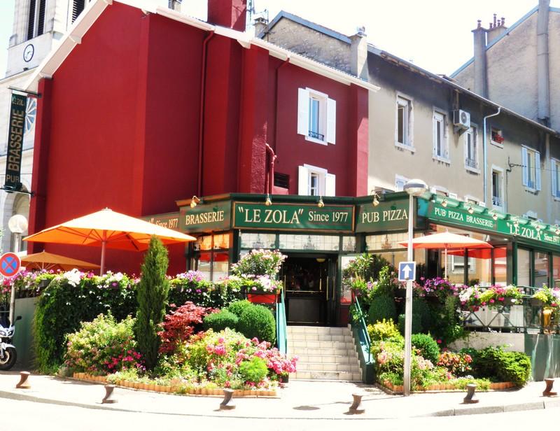 Brasserie le zola à oyonnax dans l ain haut bugey tourisme