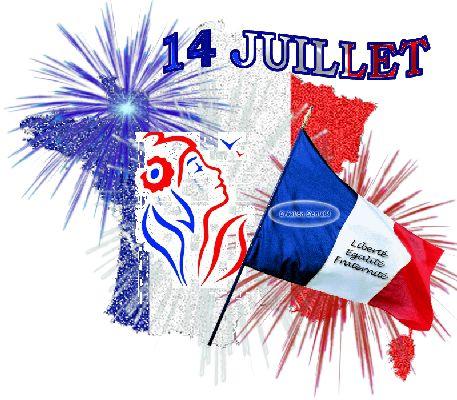 Fête du 14 Juillet